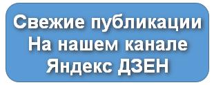 Перейти на наш канал Яндекс Дзен